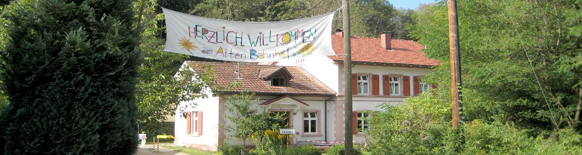 Begegnungsbahnhof Hasel